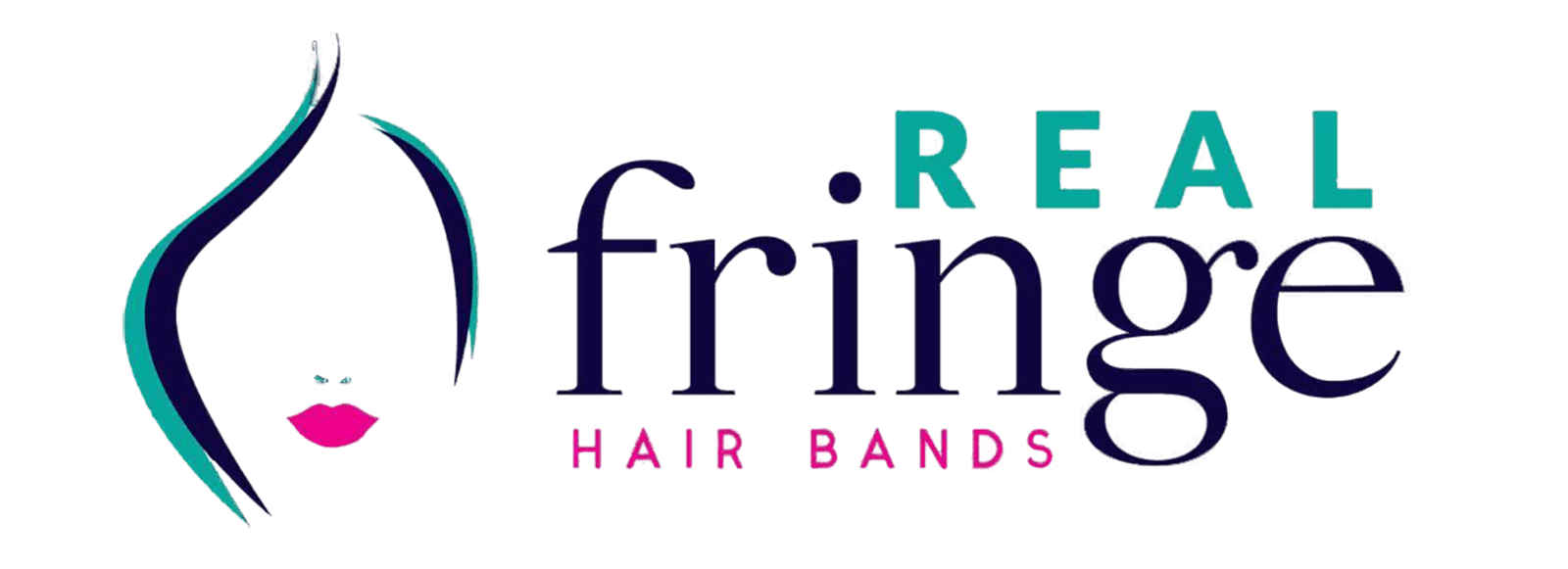 Real Fringe Hair Bands
